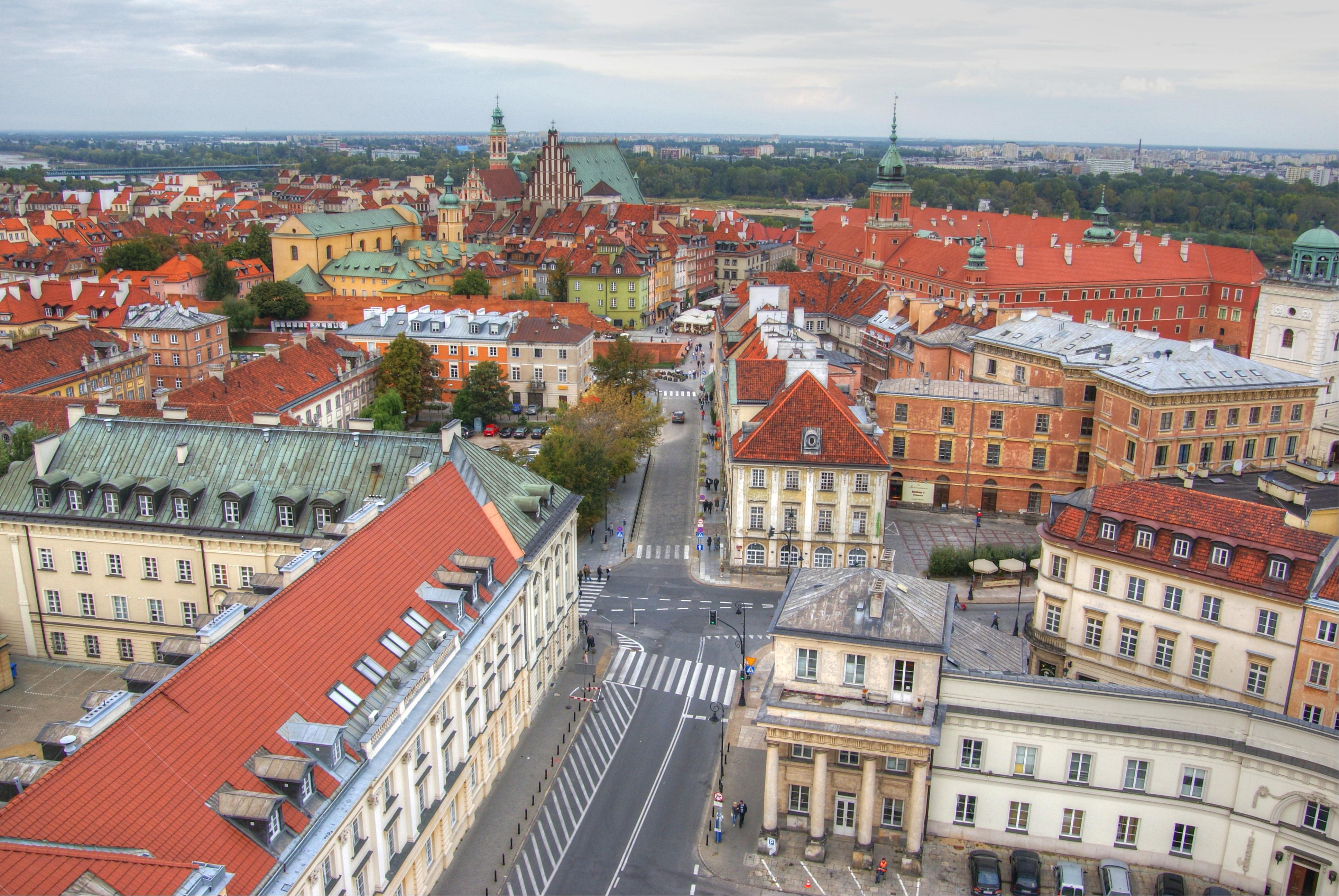 Stare Miasto Warszawa Wyjatkowy Blog Wyjatkowego Team U